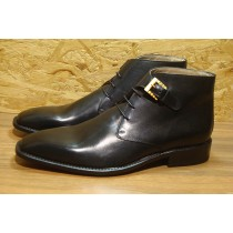 Classic Boots Platinum Buckle